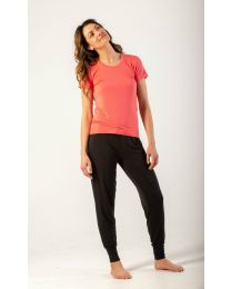 Bamboo Cuffed Leisure Pants
