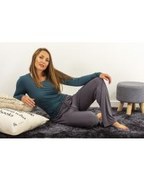 Women's Bamboo Full Length Leisure Pants