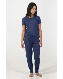 Bamboo Sleepwear Separates - PJ Cuffed Pants