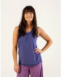 COLOURS TO CLEAR Bamboo PJ Singlet