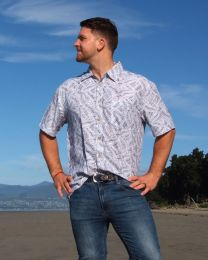 Bamboo Cotton Shirt