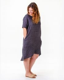 Rogue Linen Napier Dress