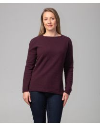 Native World Possum Merino Round Neck Sweater