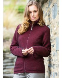 Noble Wilde Possum Merino Market Day Jacket