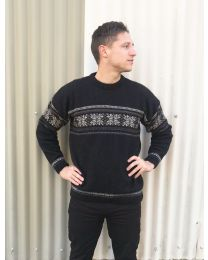 MKM Originals Eco Possum and Wool Blizzard Sweater