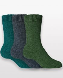 Noble Wilde Possum Merino Casual Socks