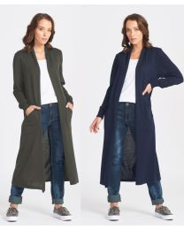 Optimum Merino Duster Cardigan