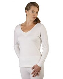 Superfine Merino Thermals - Womens L/S Top