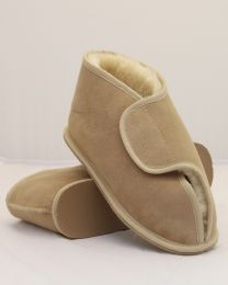 Sheepskin Medical Slippers