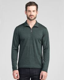 Untouched World™ Men's Merino Zip Shirt