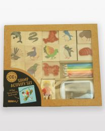 NZ Stamp Activity Set