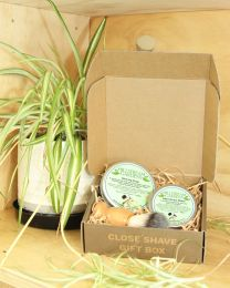 Close Shave Gift Box