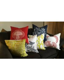 Cotton Cushion Covers by Jo Luping
