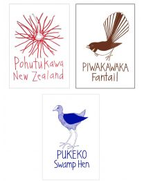New Zealand Nature Tea Towels