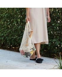 Eco Basics Organic Cotton String Shopping Bag